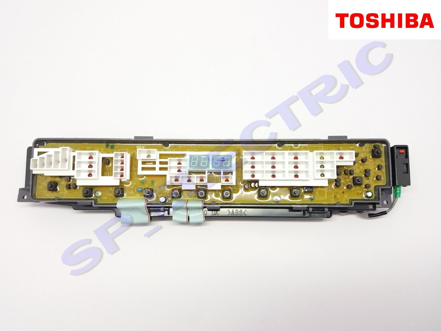 AW-DC13/15/17 แผง PCB เครื่องซักผ้า Toshiba แท้ รุ่นAW-DC1300WT AW-DC1500WT AW-DC1700WT