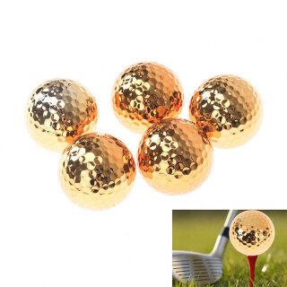 1 Quả Bóng Golf Lvzhiqi, Mới Lạ Bóng Golf Thiết Bị, Màu Vàng thumbnail