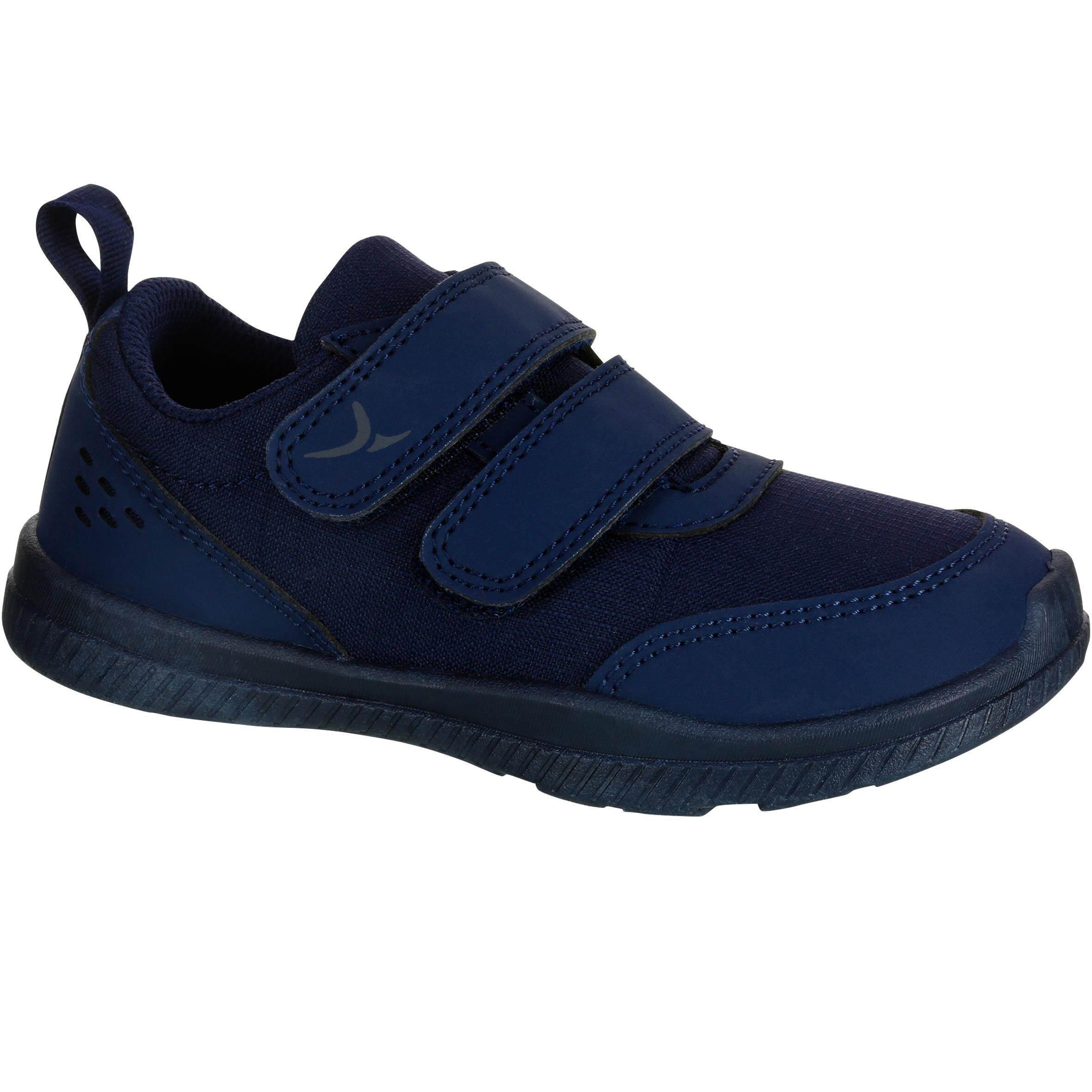 [ใครว่าของดี ต้องแพง!!!]รองเท้าสำหรับกายบริหารทั่วไปรุ่น 150 I MOVE FIRST (สีกรมท่า)