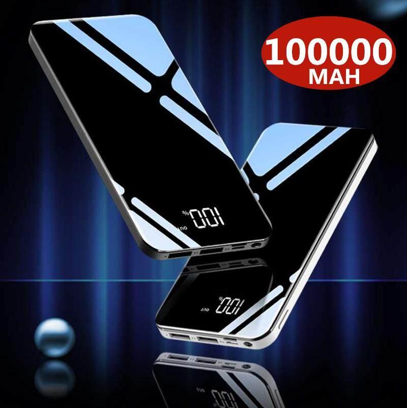 Eloop VIP-03 Slim แบตสำรอง100000mAh แท้ 100% Power Bank แบตสำรอง ( รับประกัน 10 ปี/ความจุสูงสุด)