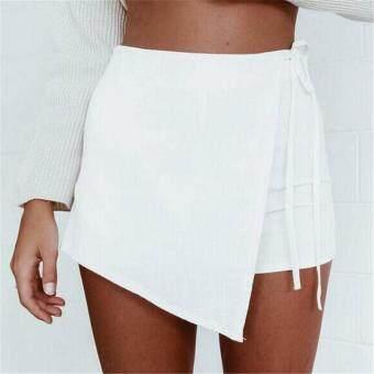 ceb8e7e223 Hot Deal Sexy Women High Waist Short Pants Shorts Summer Casual Shorts  Beach Fashion Shorts Women Clothes ราคาช็อก