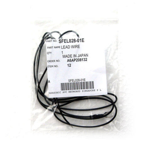 Ground Wire สำหรับเครื่องเล่นแผ่นเสียง Turntable Sl-1200 Sl-1210 Sl-20 Sl-23 Sl-210 Sl-220 Sl-230 Sl-235 Sl-1025 Sl-1300mk2 Sl-1310mk2 Sl-1400mk2 Sl-1500 Sl-1500mk2 Sl-1950 Sl-D1 Sl-D5 Sl-Ma1 Sl-Q2 Sl-Q3 Sp-15  Panasonic Technics Part Sfel028-01e.
