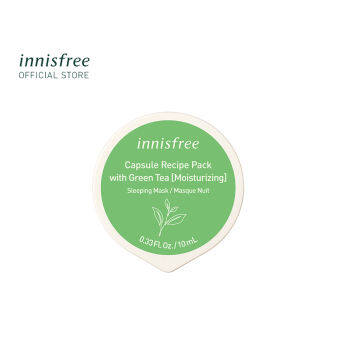 innisfree Capsule recipe pack green tea (10ml)