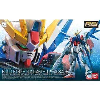 RG Build Strike Gundam Full Package BANDAI 4549660105107-