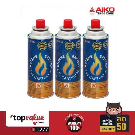 AIKO กระป๋อง รุ่น GC-1000 - (แพ็ค X 3)