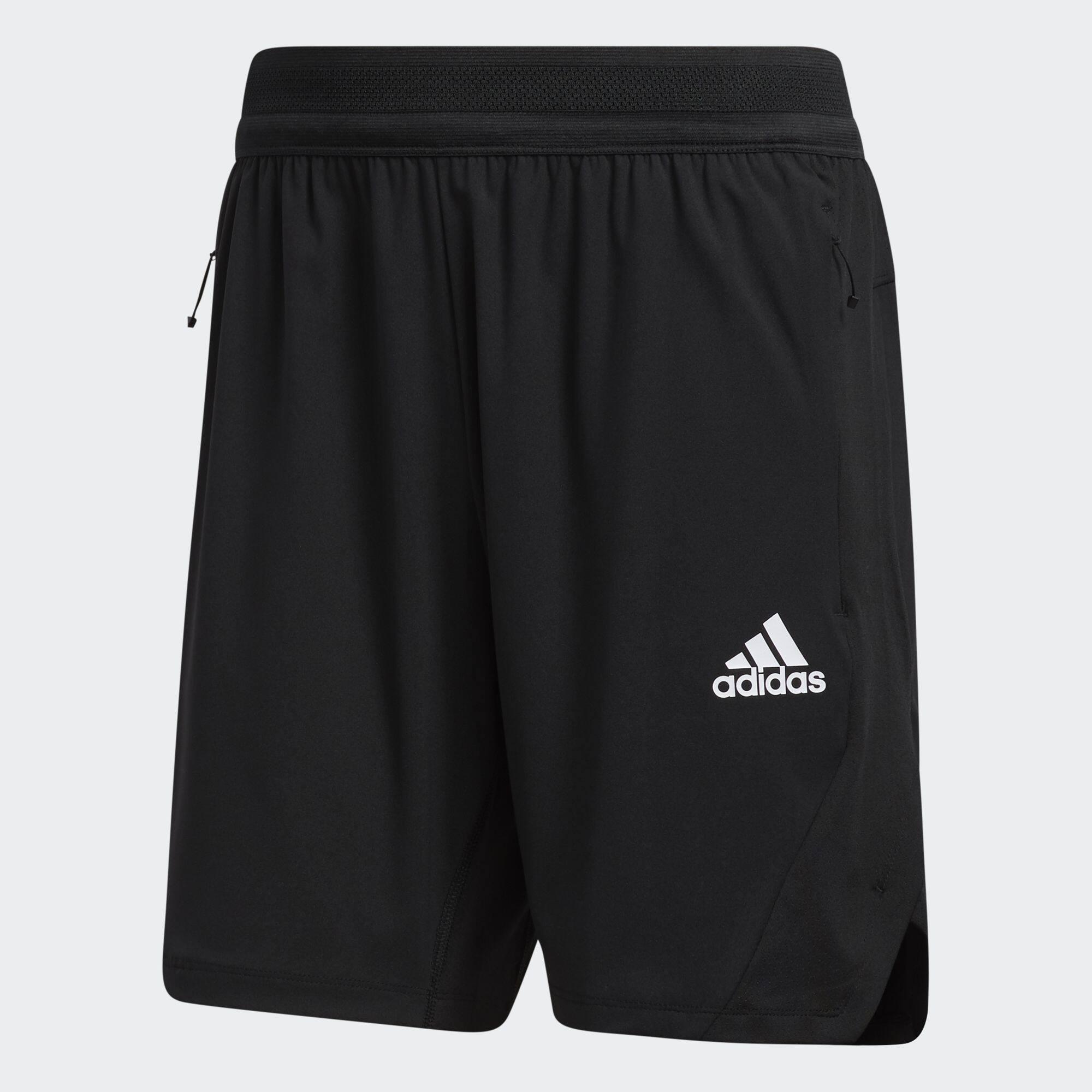 adidas TRAINING HEAT.RDY Training Shorts ผู้ชาย สีดำ GL7306