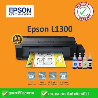 วันนี้ถ้าหากท่านสนใจ Epson L1300 Ink tank system printer A3+