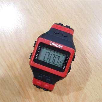 SHHORS นาฬิกาข้อมือดีไซส์เก๋ รุ่นสายเลโก้ ฮิตมากตอนนี้ พร้อมกล่อง-