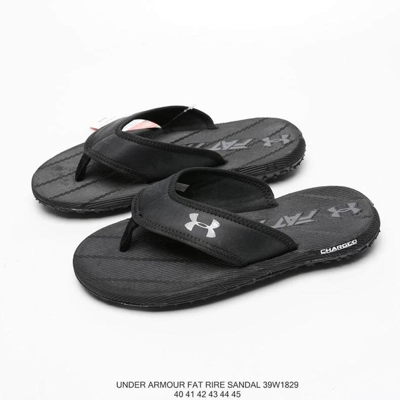 release date: c94b6 a14ce Under Armour UA Fat Tire Men's Sandals Slippers Fashion Slippers, Sandals,  Beach Sandals