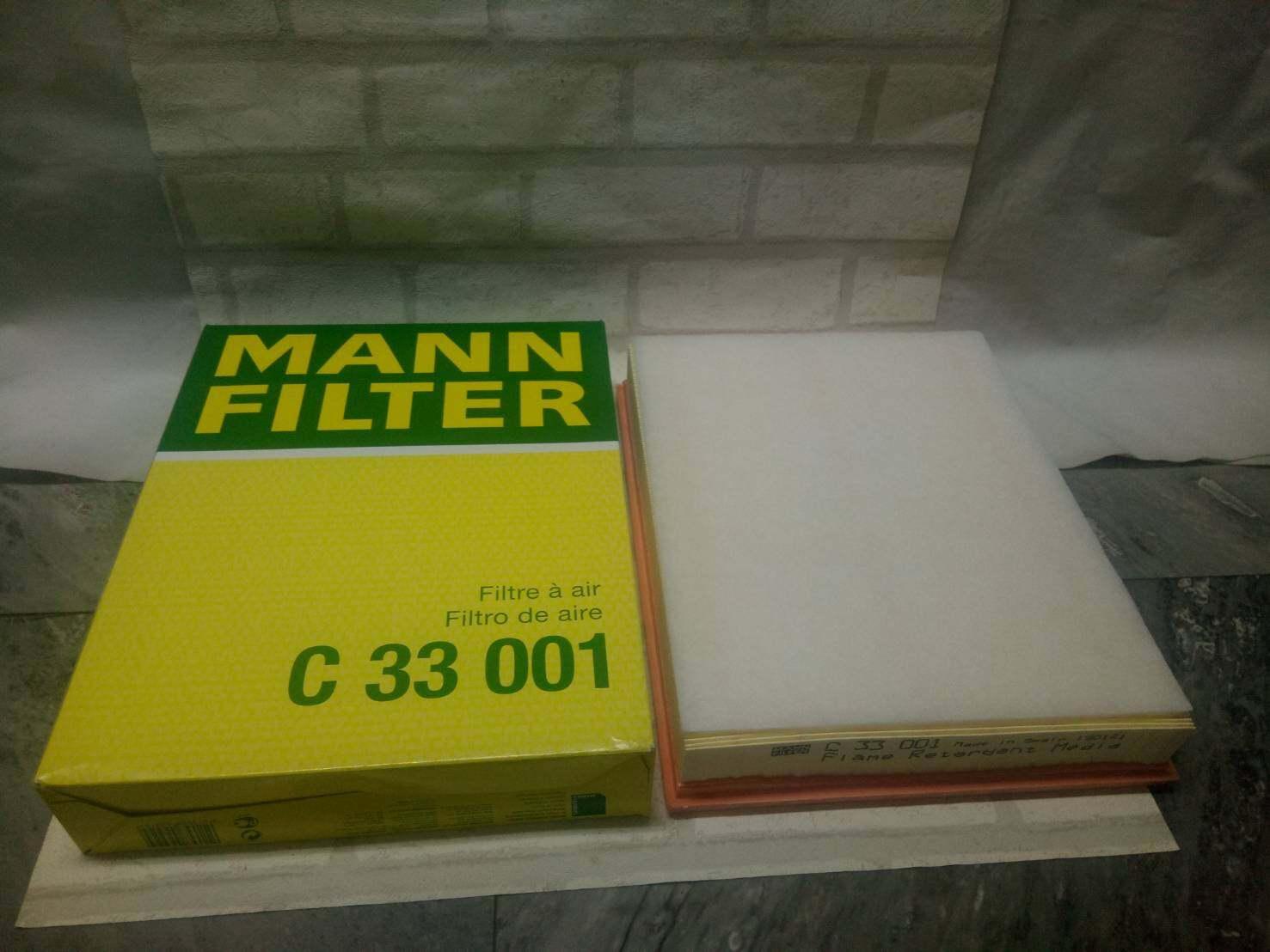 Mann Filter C 26 013 Filtro de aire