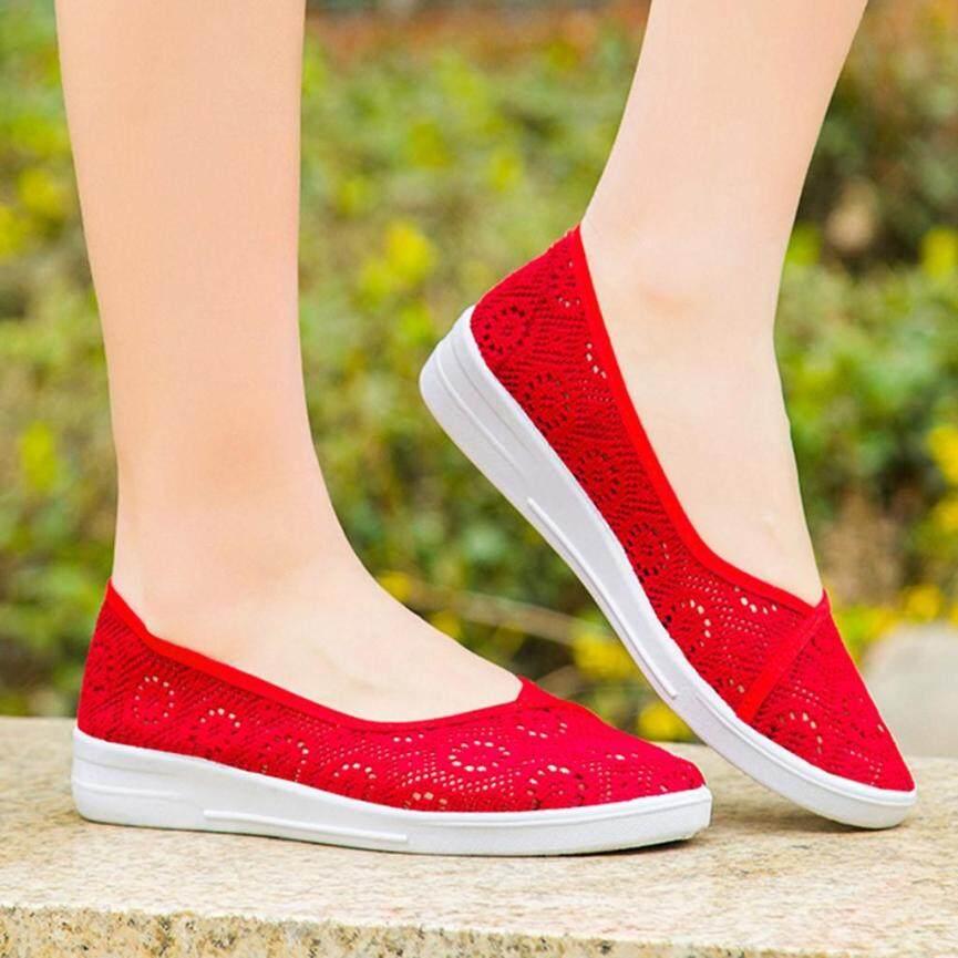 [Tion Mall] Miễn Phí Vận Chuyển COD Phụ Nữ Giày Thể Thao Giản Dị Đi Bộ Chạy Bộ Đi Bộ Giày Thể Thao Giày Đi Bộ giá rẻ