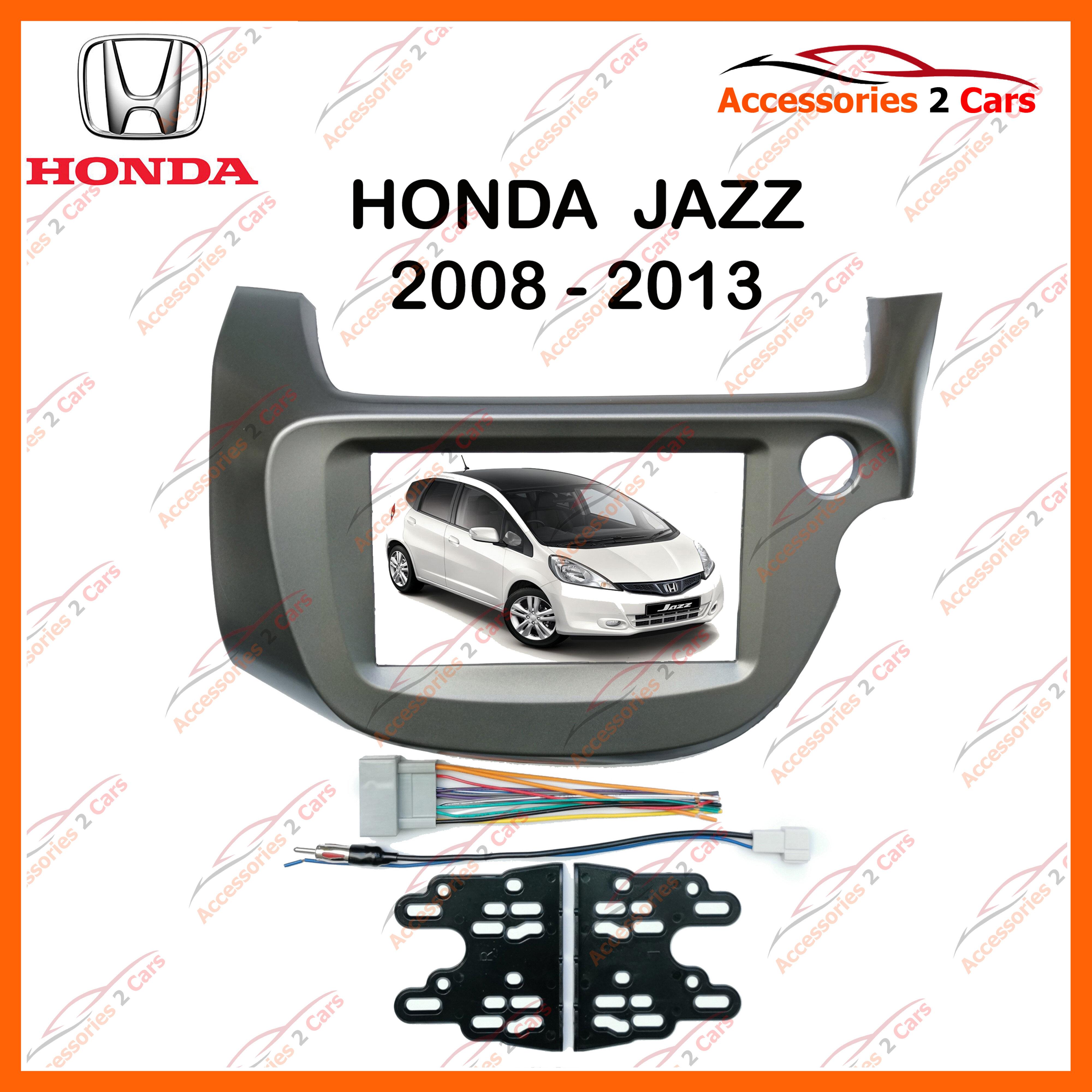 รีวิว หน้ากากวิทยุรถยนต์ HONDA JAZZ RHD สำหรับจอ 7 นิ้ว(NV-HO-014)