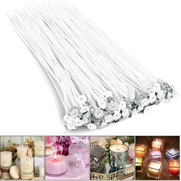 Mua Candle Making Kit DIY Candles Craft Tools with Candle Make Pouring Pot and Spoon, 100Pcs Candle Wicks and Candle Wicks Sticker, 2Pc Candle Tins, 2Pcs 3-Hole Candle Wicks Holder