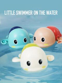 Bé Rùa Bể bơi Đồ chơi Trẻ sơ sinh Bé trai Bé gái Trẻ em Chơi Đồ tạo tác Nước WAS355 thumbnail