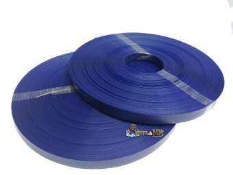 พลาสติกสานตะกร้าสีน้ำเงินเข้ม 12 มิล