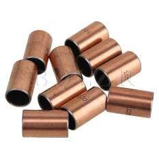 ส่วนลด สินค้า 1 0×1 2×2 0Cm Sf 1 Bearing Bushing Sleeve Set Of 10 Bronze