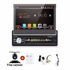 ราคา 1 Din Universal Android 6 Car Dvd Player Gps Radio With Quad Core Wifi Gps Stereo Touch Screen Telescopic Machine Auto Screen Intl ใหม่