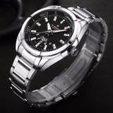 ขาย รับประกัน1 ปี นาฬิกาข้อมือ Naviforce สายแสตนเลส รุ่น Nf9038 แสดงวัน วันที่ กรุงเทพมหานคร