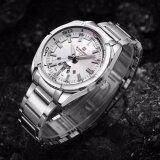 โปรโมชั่น รับประกัน1 ปี นาฬิกาข้อมือ Naviforce สายแสตนเลส รุ่น Nf9038 แสดงวัน วันที่ กรุงเทพมหานคร