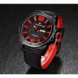ราคา รับประกัน 1 ปี นาฬิกาข้อมือ Naviforce ระบบควอตซ์ สายผ้าไนล่อน รุ่น Nf9066 กันน้ำ นนทบุรี