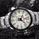 ซื้อ รับประกัน1 ปี นาฬิกาข้อมือ Naviforce สายแสตนเลส รุ่น Nf9084 แสดงวัน วันที่ Naviforce เป็นต้นฉบับ