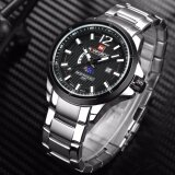 ขาย รับประกัน1 ปี นาฬิกาข้อมือ Naviforce สายแสตนเลส รุ่น Nf9084 แสดงวัน วันที่ ออนไลน์ กรุงเทพมหานคร