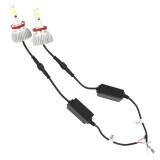 ราคา 1 Pair Car 60W 6000K Led Car Headlight Fog Light Lamp Bulbs Led White Light Kit H8 H9 H11 Thinch จีน