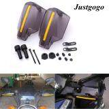 ราคา Justgogo 1 Pair Universal Motorbike Motorcycle Handguards Wind Protectors Pattern Hand Guards ออนไลน์ จีน