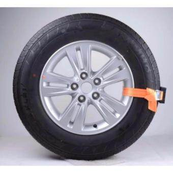 1 ชิ้น Unstruck Beltเบลท์ ฉุกเฉิน เวลารถติดหล่ม สายรัดล้อ เหยียบคันเร่ง บอกลา โคลน หล่ม หิมะ ของแต่งรถ ติดรถ อุปกรณ์ดูแลรักษารถยนต์