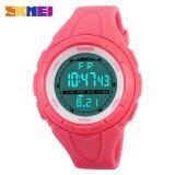 ซื้อ 100 Genuine Skmei Men Sports Military Watches Led Digital Man Brand Watch 5Atm Dive Swim Dress Fashion Outdoor Boys Wristwatches Skmei ถูก