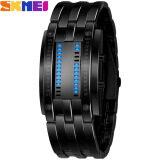 ซื้อ 100 Genuine Skmei Popular Brand Men Fashion Creative Watches Digital Led Display 30M Waterproof Lover S Wristwatches Quality Alloy Band ใน จีน