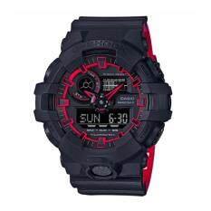 ขาย ซื้อ ออนไลน์ แท้100 กับนาฬิกา Gshock สุดเท่ห์ Ga 700Se 1A4Dr อุปกรณ์ครบทุกอย่างประหนึ่งซื้อจากห้างเซ็นทรัล พร้อมประกัน 1 ปี Cmg