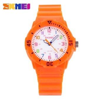 นาฬิกาเด็กแฟชั่นนาฬิกาข้อมือควอตซ์กันน้ำเด็กนาฬิกาเด็กนักเรียนหญิงนาฬิกาข้อมือ 1043