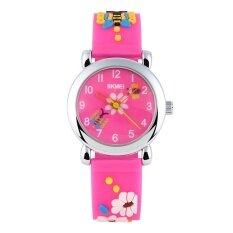 นาฬิกา แบรนด์เด็กนาฬิกาแฟชั่นสบาย ๆ ควอตซ์นาฬิกาข้อมือกันน้ำวุ้นเด็กนาฬิกาชายหญิงนักเรียนนาฬิกาข้อมือ 1047 นานาชาติ เป็นต้นฉบับ