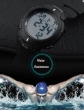 1068 นาฬิกาผู้ชาย Led จอแสดงผลดิจิตอลนาฬิกาสปอร์ตนาฬิกา Relogio Masculino Relojes Hombre Montre Homme แฟชั่นกัน Wristwatches นานาชาติ เป็นต้นฉบับ