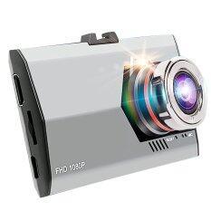 ซื้อ 1080P Full Hd 3 Inch Lcd Screen Ultra Thin Night Vision Wide Angle Motion Detection Car Vehicle Dvr Camcorder Dash Cam Camera Video Recorder Vococal ออนไลน์