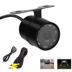 10Led Pc1030 420Tvl Night Vision Car Rear View Cmos Camera 170 Degree Wide Angle Waterproof Auto Reversing Parking Intl ใน จีน