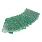 ขาย 10Pcs 4X6Cm Double Side Prototype Pcb Universal Printed Circuit Board Intl จีน