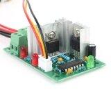 ราคา 10V-36V Dc Motor Speed Controller Reversible Pwm Control Forward Reverse Switch Intl