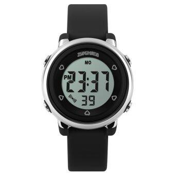 1100แบรนด์นาฬิกาเด็กนาฬิกาแฟชั่น LED ดิจิตอลกีฬา Relojes Mujer ชายหญิงเด็กการ์ตูนเยลลี่กันน้ำ Relogio Feminino