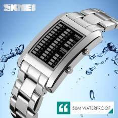 ส่วนลด นาฬิกาแบรนด์เนมยอดนิยมแบรนด์ใหม่นาฬิกาดิจิตอลสุดหรูนาฬิกาข้อมือหรูนาฬิกาแฟชั่นคุณภาพ 1103 Oem Taiwan