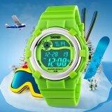 ราคา เด็ก 1161 นาฬิกายี่ห้อ Skmei นาฬิกาแฟชั่นกีฬา Led ดิจิตอลนาฬิกามัลติฟังก์ชั่นกันน้ำนาฬิกาข้อมือสำหรับเด็ก นานาชาติ Skmei จีน