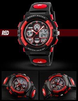 นาฬิกาแบรนด์นาฬิกา 1163 เด็กสบายๆมัลติฟังก์ชั่ควอตซ์ดิจิตอลกีฬาสำหรับเด็กนักเรียนนาฬิกาข้อมือ