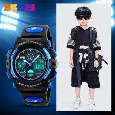 ขาย ยี่ห้อ นาฬิกา 1163 เด็กกีฬาทหารเด็กดิจิตอล Led นาฬิกาสำหรับนาฬิกาข้อมือกันน้ำการ์ตูนเด็กชายหญิง ถูก