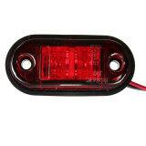 ราคา 12V 24V 2 Led Side Marker Lights Lamp For Car Truck Trailer E Marked Dot Red Unbranded Generic ออนไลน์