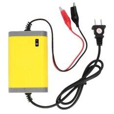 ขาย 12V 6A Motorcycle Car Auto Battery Charger Intelligent Charging Machine Portable Adapter Power Supply Us Plug Intl Unbranded Generic ออนไลน์