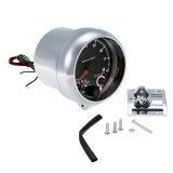 โปรโมชั่น 12V Car 3 75 Tachometer Tacho Gauge With 7 Led Colors Shift Light 8000 Rpm Intl