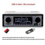 ซื้อ 12V Car Handsfree Wireless Bluetoth Fm Transmitter Lcd Mp3 Player Usb Charger Intl ถูก