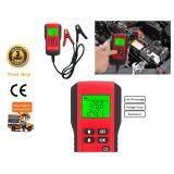 ขาย ซื้อ เครื่องมือวิเคราะห์ประสิทธิภาพแบตเตอรี่ 12V Digital Battery Analyzer Tester รุ่น Ae300 พร้อมคู่มือภาษาไทย และรับประกัน 3 เดือน