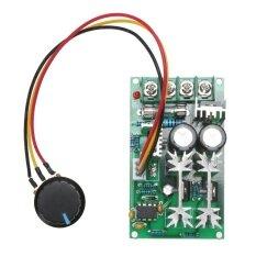 ขาย 12V 24V 36V 48V 60V 1200W 20A Pwm Fan Controller Dc Motor Speed Control Intl จีน